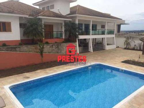 Casa Em Condomínio-à Venda-jardim Ibiti Do Paço-sorocaba - Stcn40009