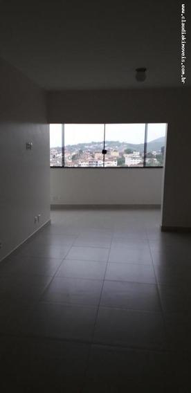 Apartamento Para Venda Em Volta Redonda, Jardim Amália - _1-989638