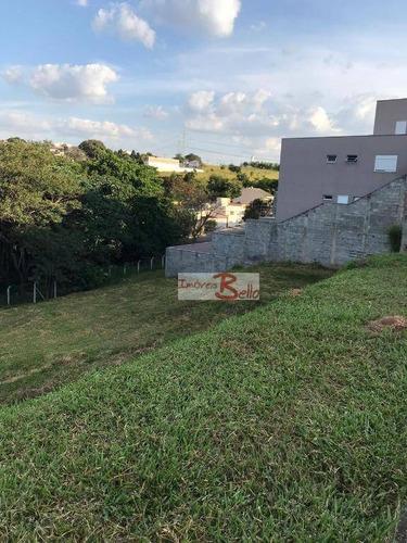 Imagem 1 de 2 de Terreno Residencial À Venda, Giardino D  Itália, Itatiba - Te0607. - Te0607