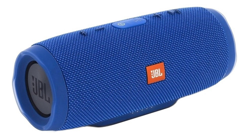 Parlante JBL Charge 3 portátil con bluetooth blue