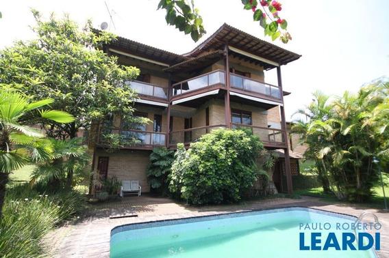 Casa Em Condomínio - Morada Dos Pássaros - Sp - 562384