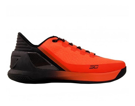 Tenis Hombre Under Armour Curry 3 Low Basquetbol 1286376-296