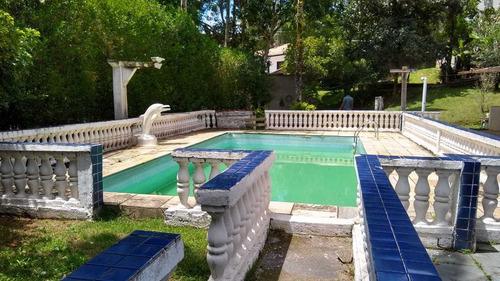 Juquitiba/chácara C/ponto Comercial/piscina/pomar/ref:05120
