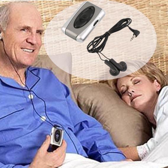 Amplificador Auditivo Tv Assistente Pessoal Listen Up + Fone Extra
