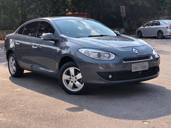 Renault Fluence 2.0 Dynamique Hi-flex 4p 2011