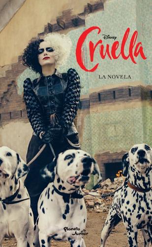 Imagen 1 de 2 de Libro Cruella : La Novela - Disney