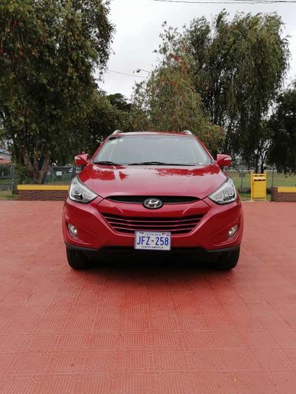 Hyundai Tucson 2014 Negociable Perfecto Estado