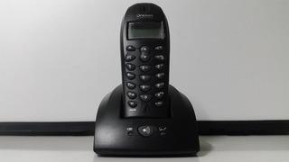 Telefone Sem Fio Oregon Scientific Os6014 Semi-novo Vitrine