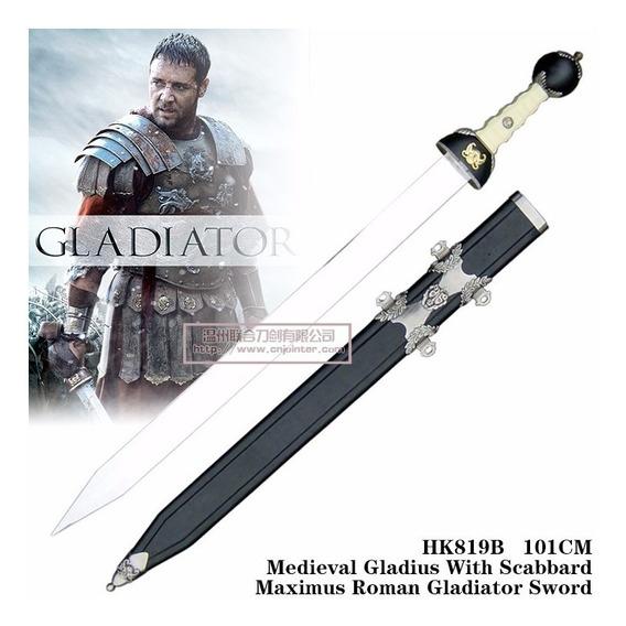 Espada Romana Maximus Roman Gladiator Espada Hk819b