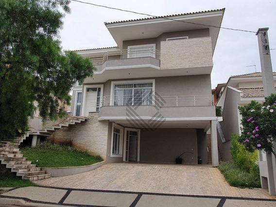 Sobrado Com 4 Dormitórios À Venda, 441 M² Por R$ 2.500.000,00 - Parque Campolim - Sorocaba/sp - So4268