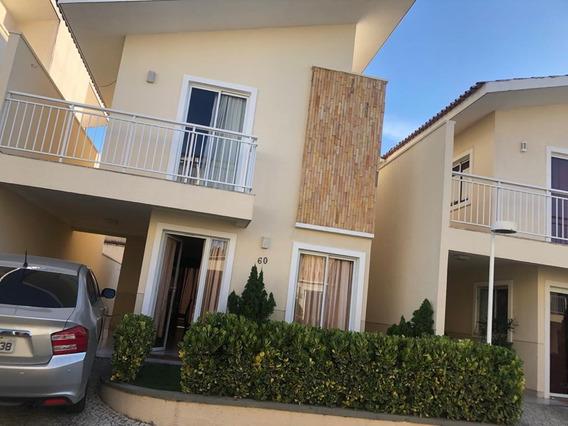 Duplex Em Condomínio - Maraponga - Ca1601