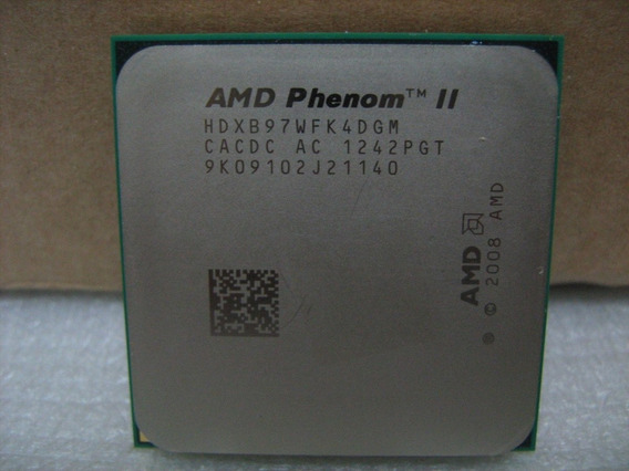 Processador Amd Phenom Il X4 B97 3.2 Ghz Quad-core