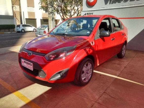 Ford Fiesta Sedan 1.6 8v Flex 4p 2011