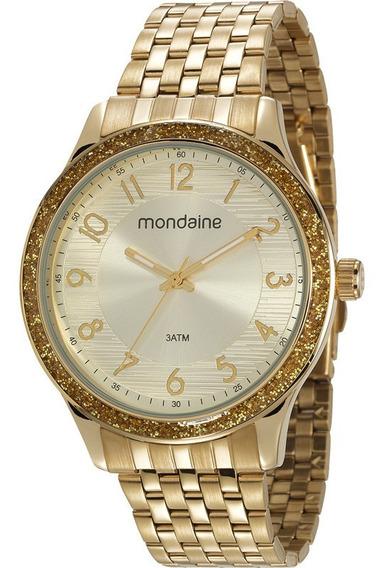 Relógio Mondaine Feminino Analógico Original Com Garantia