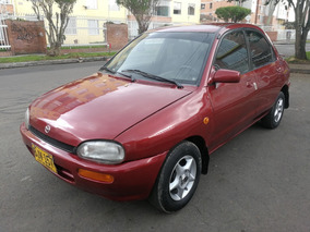 Mazda 121 Mt1300cc Rojo Imperial Sa