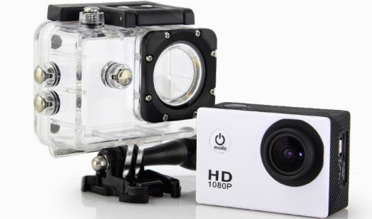 Câmera Sj 4000 Full Hd 1080p Waterproof 30m