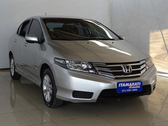 Honda City 1,5 Lx Automático (5489)