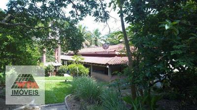 Chácara Residencial À Venda, Chácara Recreio Cruzeiro Do Sul, Santa Bárbara D