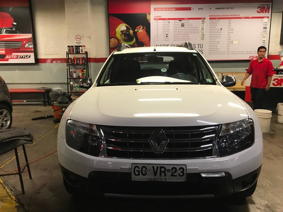 Renault Duster Dynamic 2.0 4wd