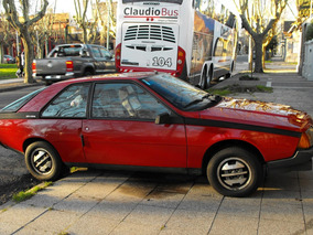 Renault Coupe Fuego Gtx 1982 Única Única Original Original