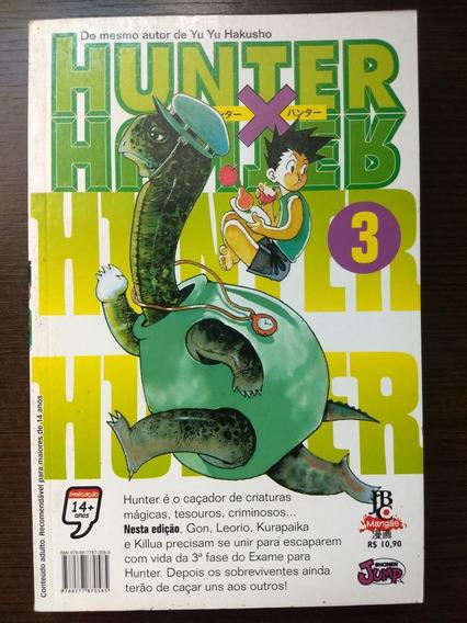 Mangá - Hunter X Hunter - Vol.03