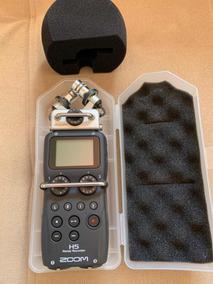 Gravador Zoom H5 Novo