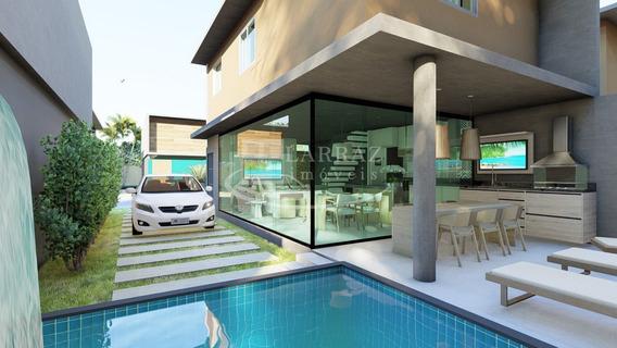 Sobrado Novo Para Venda Em Maresias, Condominio Ilhas De Bali, 3 Dormitorios Sendo 1 Suite Com Closet, Varanda Gourmet E Piscina Privativa Em 147 M2 - Ca01061 - 34677411