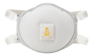 3m Respirador Desechable Particulas N95 8214