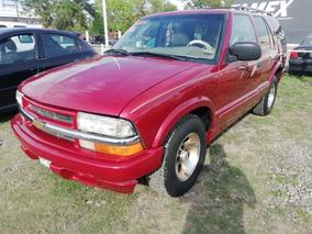 Chevrolet Blazer 4.3 Lt Piel 4x2 Mt