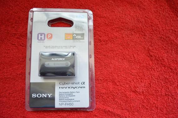 Bateria Original Sony Np-fh50 Hx1 Hx100 Hx200 Hc28 Hc42 Hc48