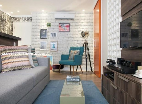 Apartamento Para Venda Em Suzano, Parque Santa Rosa, 1 Dormitório - Mrv2004_2-767511