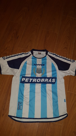 Camiseta Racing Club Topper Petrobras