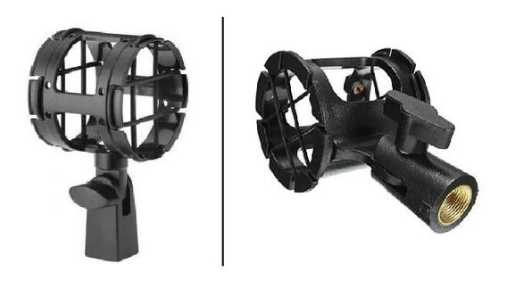 Absorvedor De Impacto Yoga Shm-15 Para Microfone Shotgun Yog