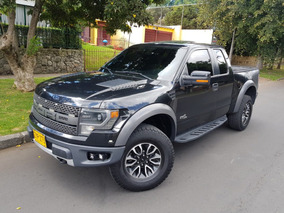 Ford F-150 Raptor 4x4 At Full Equipo