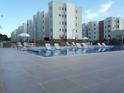 Apartamento 2 Quartos Disponível Para Locação Em Manaus