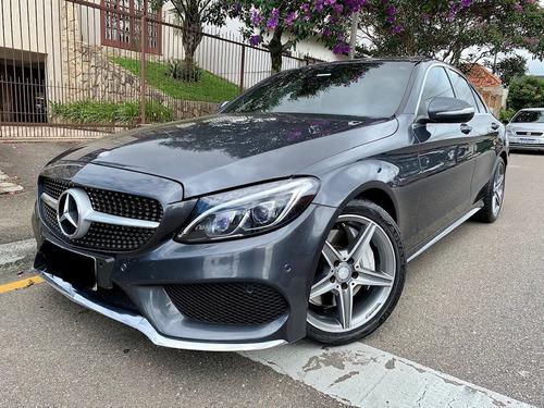Mercedes-benz C 250 2.0 Cgi Sport Turbo 16v Gasolina 4p Aut