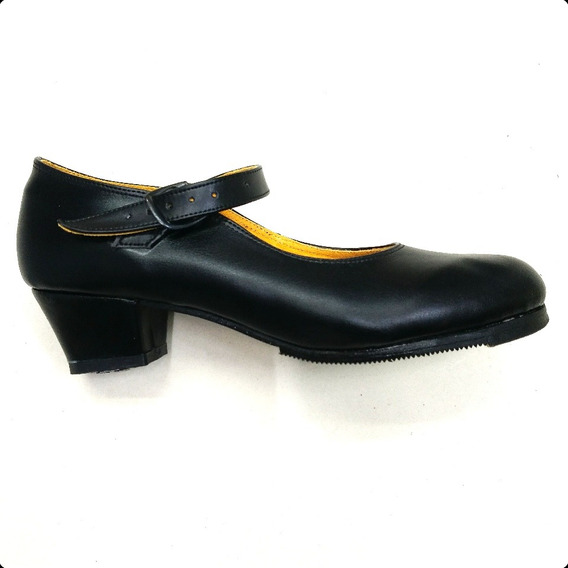 Zapato Danza Folklorica 15 Al 27, Envío Gratis