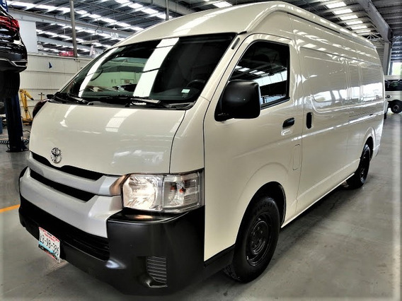 Toyota Hiace 2.7 Super Larga T/alto Mt 2019