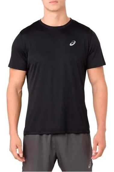 Remera Asics Silver Ss One Top Hombre Deportiva Running
