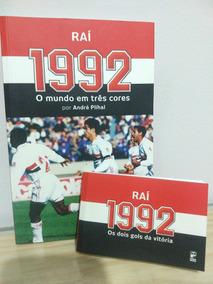 Livro Raí 1992. O Mundo Em Três Cores