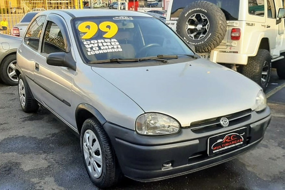 Gm Corsa Hatch Wind 1.0 Mpfi 1999