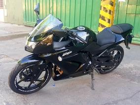 Kawasaki Ninja 250 R 2010 2do Dueño.