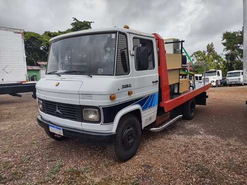 Mb 708 1988 4x2 Chassi