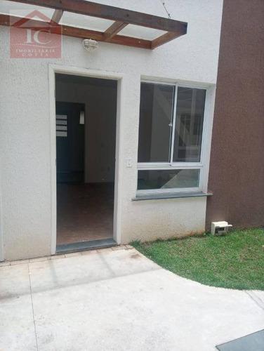 Casa Com 2 Dormitórios À Venda, 49 M² Por R$ 165.000 - Água Espraiada (caucaia Do Alto) - Cotia/sp - Ca1123