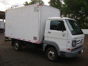 Vw 5140 E Delivery 4x2 Ano 2009 Baú