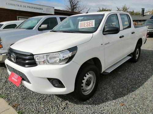 Toyota New Hilux 2.4 Dx