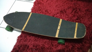 Longboard Com Pouco Uso! (paguei 598,00 No Shopping)