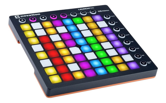 Novation Launchpad Rgb Mk2 Controlador - Garantia.