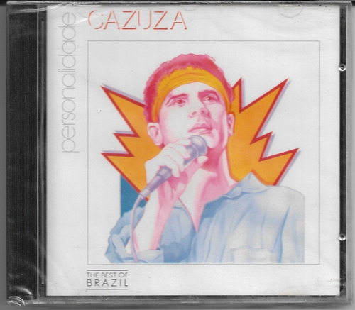 Cd  Cazuza - Personalidade