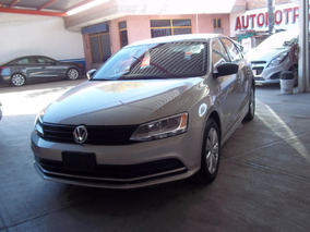 Volkswagen Jetta 2.0 Tiptronic Oro At 2016